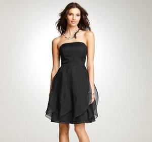 Маленькое Классическое Платье 43