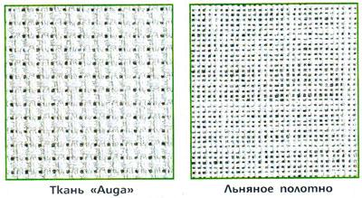 обработка картинки для шитья крестиком